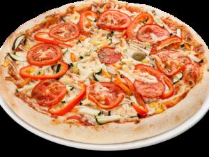 Zelenjavne in vegetarijanske pizze