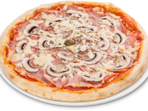 Mesne pizze